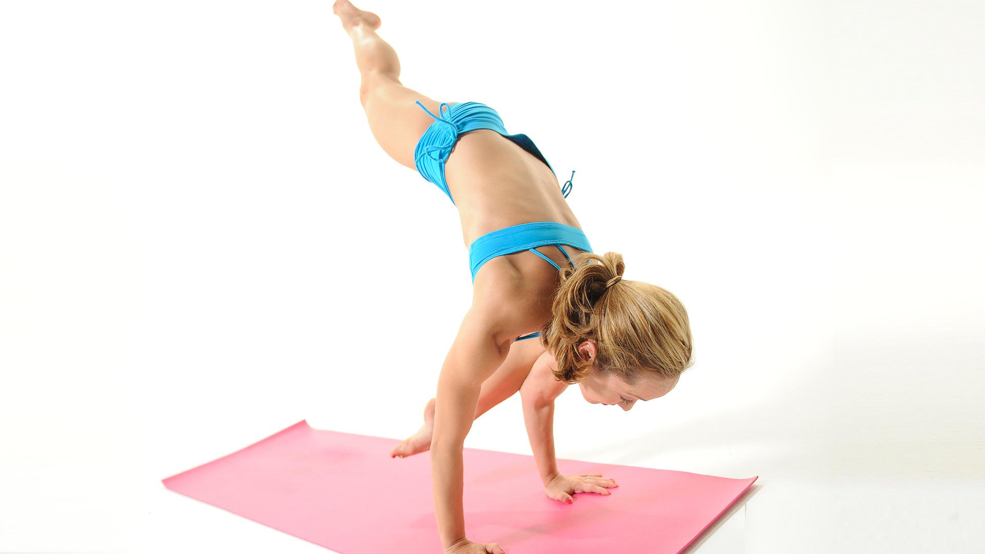Kino Ashtanga Yoga DVDs - Practice Courses on Omstars