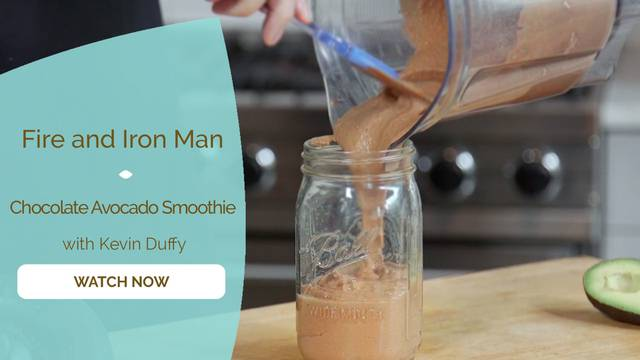 thumbnail image for Chocolate Avocado Smoothie