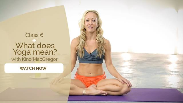 thumbnail image for What Does Yoga Mean?