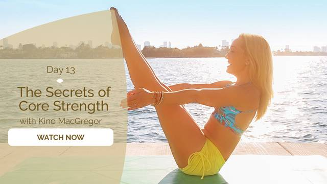 thumbnail image for Day 13: The Secrets of Core Strength