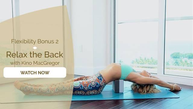 thumbnail image for Flexibility Bonus 2: Relax the Back