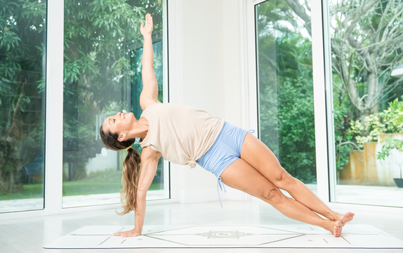 thumbnail image for Class 19—Conditioning—Side Plank