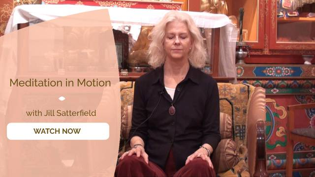 thumbnail image for Meditation in Motion