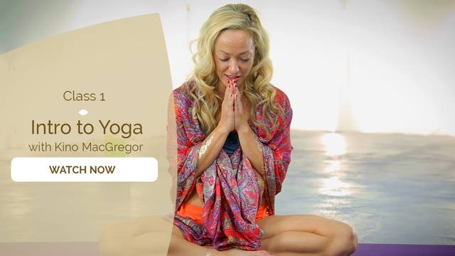 thumbnail image for Introduction To Yoga With Kino Part One