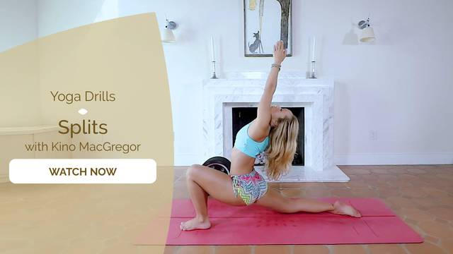 thumbnail image for Day 6 - Yoga Drills Episode 5 – Splits