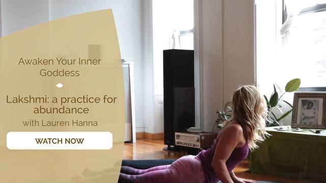 thumbnail image for Lakshmi: A Practice for Abundance
