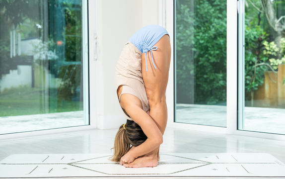 thumbnail image for Class 3—Stretching/Rest—Padangusthasana