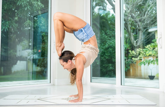 thumbnail image for Class 30—Practice—Scorpion Handstand