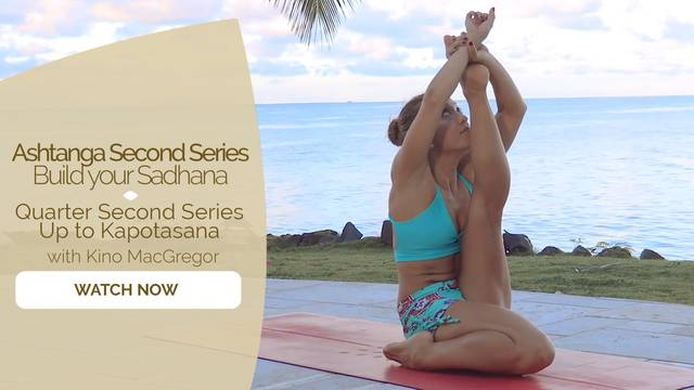 thumbnail image for Quarter Second Series (Up to Kapotasana)