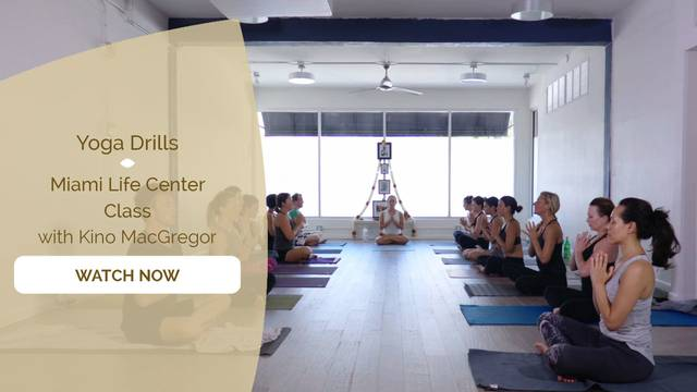 thumbnail image for 90 Minute Yoga Drills Class at Miami Life Center