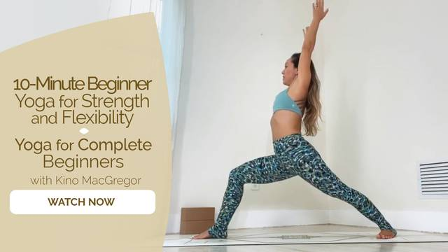 thumbnail image for Yoga for Complete Beginners