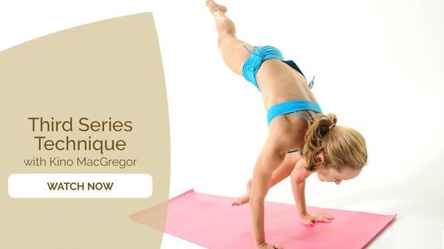 thumbnail image for Ashtanga Yoga Third Series: Technique