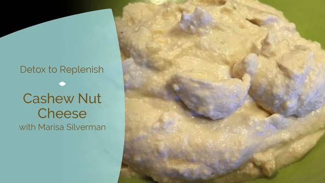 thumbnail image for Raw Cashew Nut (or any nut) Cheese
