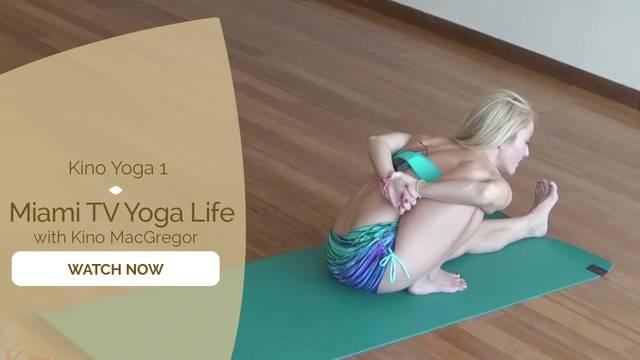 thumbnail image for Kino Yoga 1 - Miami TV Yoga Life