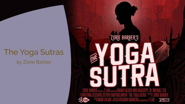 thumbnail image for The Yoga Sutras Film