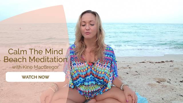 thumbnail image for Calm The Mind Beach Meditation