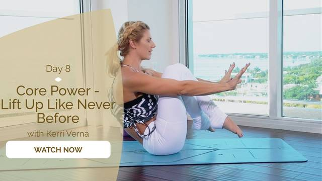 thumbnail image for Day 8: Core Power - Lift Up Like Never Before