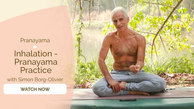 thumbnail image for Inhalation - Pranayama Practice