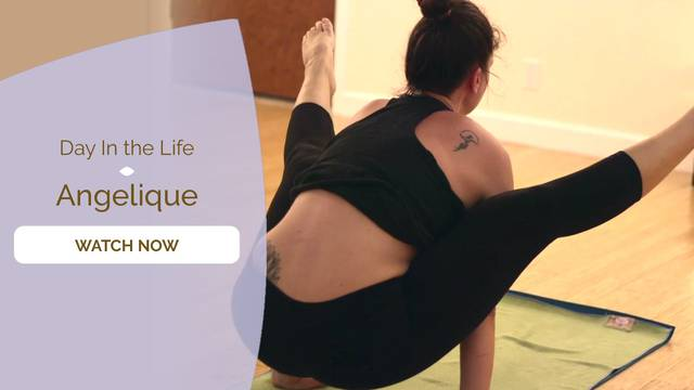 thumbnail image for Angelique Sandas - Yogi Supermom and Mysore Teacher