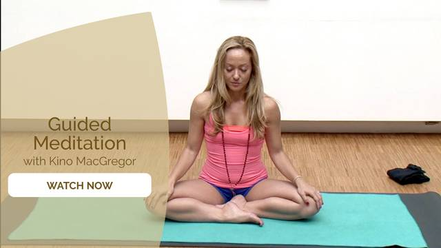 thumbnail image for Guided Meditation With Kino