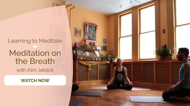 thumbnail image for Day 8 Meditation: On the Breath with Kim Jeblick