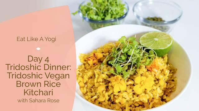 thumbnail image for Tridoshic Dinner
