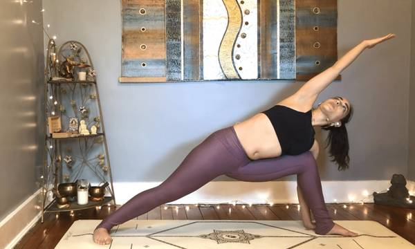 thumbnail image for Energizing Morning Yoga Flow