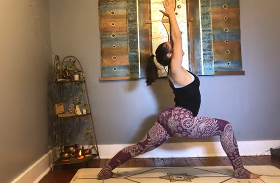 thumbnail image for New Years Yoga Flow