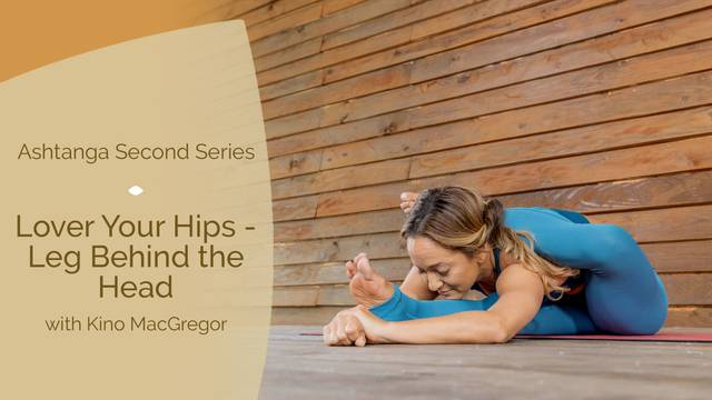 thumbnail image for Love Your Hips — Leg Behind the Head