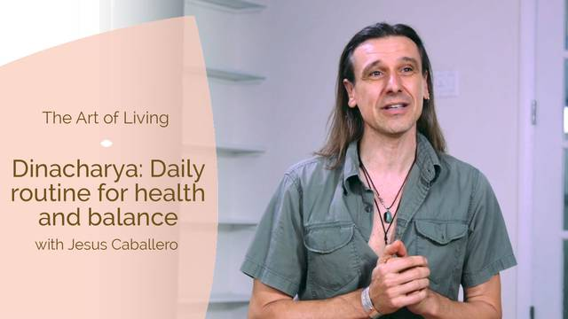 thumbnail image for Dinacharya: Daily routine for health and balance