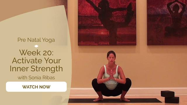 thumbnail image for Prenatal week 20: Activate your Inner Strength