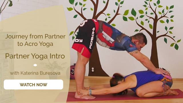 thumbnail image for Partner Yoga Introduction