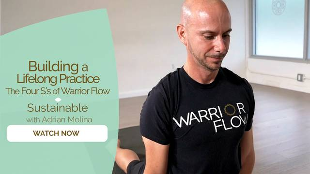 thumbnail image for The four S's of Warrior Flow - Sustainable