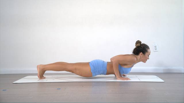 thumbnail image for Chaturanga Dandasana