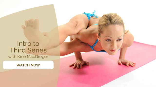thumbnail image for Ashtanga Yoga Intro to Third Series