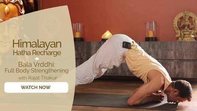 thumbnail image for Bala Vrddhi: Full Body Strengthening