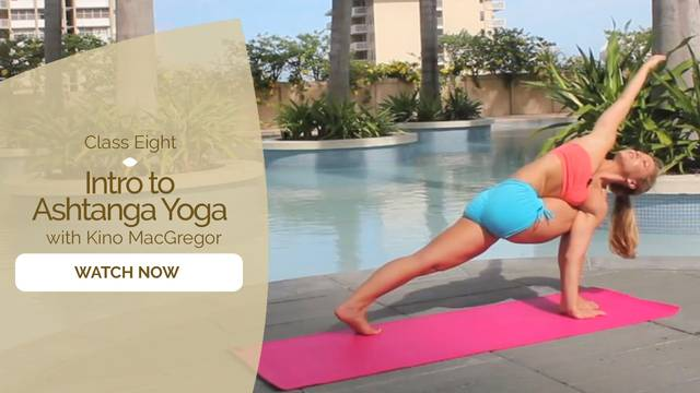 thumbnail image for Just Practice: Intro to Ashtanga Yoga