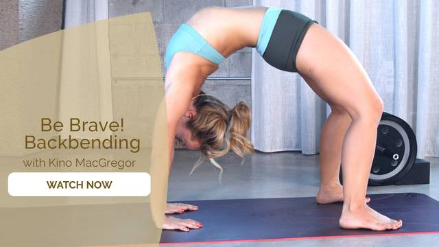 thumbnail image for Day 12 - Ashtanga Primary Series Episode 13 – Backbending