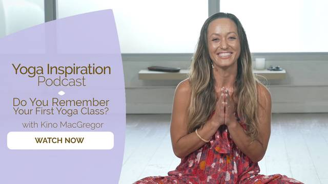 thumbnail image for Do You Remember Your First Yoga Class?