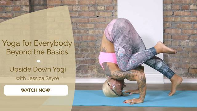 thumbnail image for Upside Down Yogi