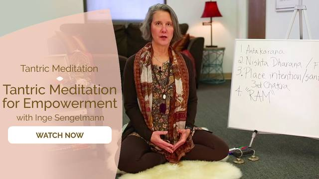 thumbnail image for Tantric Meditation for Empowerment