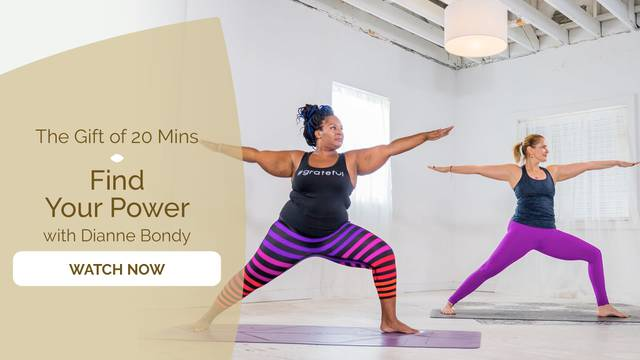 thumbnail image for Stand In Your Power