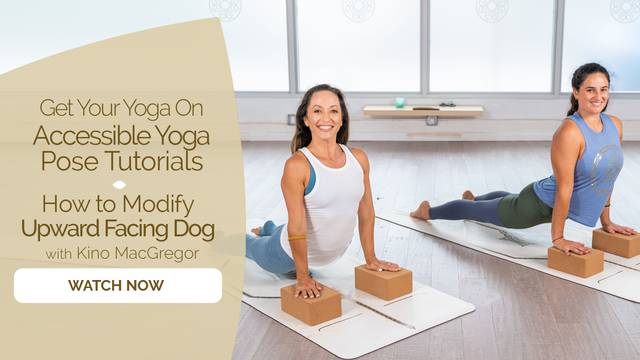 thumbnail image for How to Modify Upward Facing Dog
