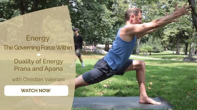 thumbnail image for Duality of Energy: Prana and Apana