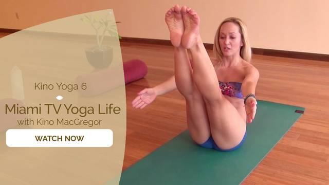 thumbnail image for Kino Yoga 6 - Miami TV Yoga Life