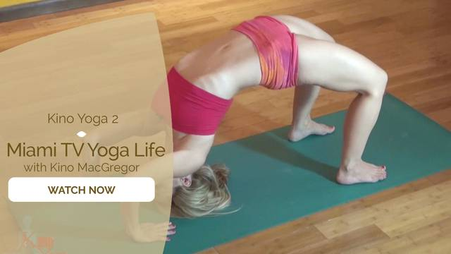 thumbnail image for Kino Yoga 2- Miami TV Yoga Life