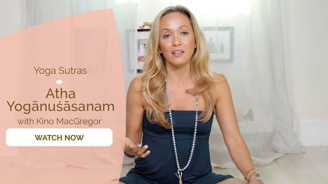 thumbnail image for I.1 Atha Yogānuśāsanam