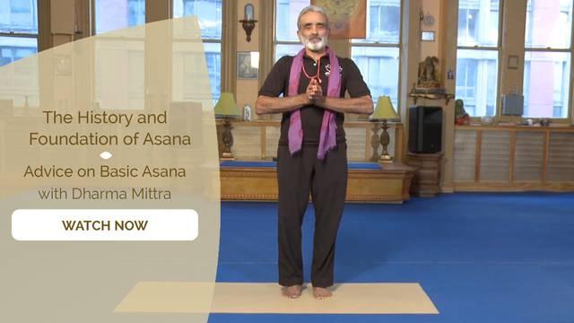 thumbnail image for Advice On Basic Asana
