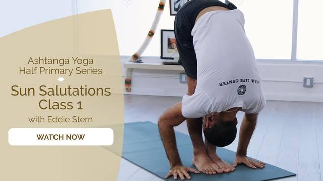 thumbnail image for Ashtanga Yoga Sun Salutations