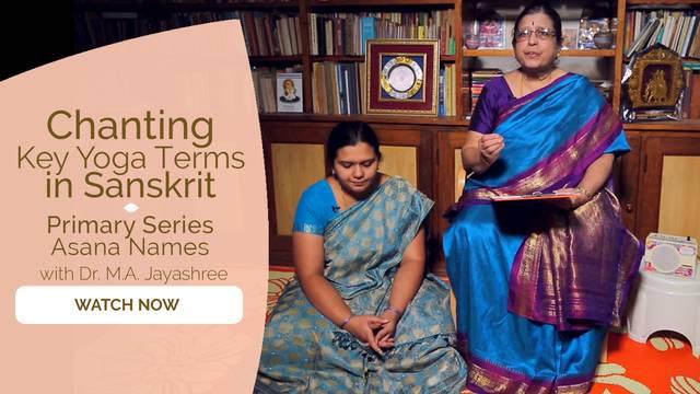 thumbnail image for Primary Series Asana Names